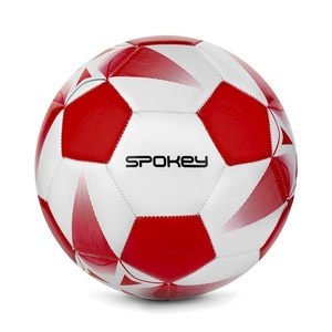 Labdarúgás labda Spokey E2018 mini fehér-piros vel. 1, Spokey