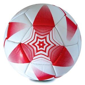 Labdarúgás labda Spokey E2018 mini fehér-piros vel. 2, Spokey
