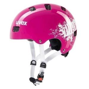 Sisak Uvex Kid 3, pink por, Uvex