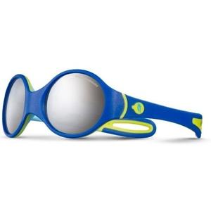Solar szemüveg Julbo Loop Spectron 4 Baby, vert / kék / kék ciel, Julbo