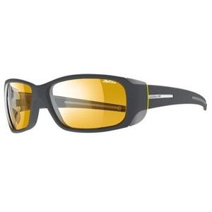 Solar szemüveg Julbo Montebianco Zebra, dark szürke / szürke / sárga, Julbo