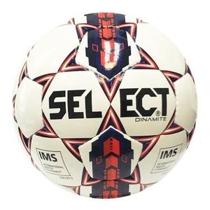 Labdarúgás labda Select FB Dinamite fehér kék, Select