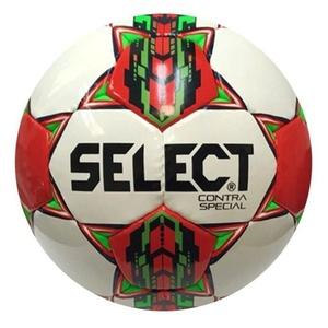 Labdarúgás labda Select FB Contra Special fehér piros, Select
