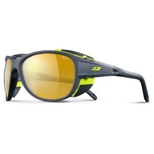 Solar szemüveg Julbo Explorer 2.0. Zebra matt grey green, Julbo