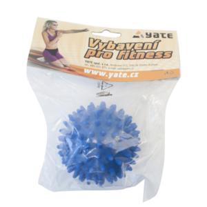Masszázs labda Yate 90 mm kék, Yate
