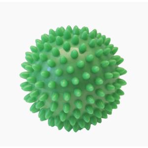 Masszázs labda Yate 70 mm zöld, Yate