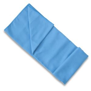 Gyorsan száradó törülköző HIS szín kék L 50x100 cm, Yate