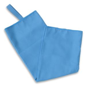 Gyorsan száradó törülköző HIS szín kék XL 100x160 cm, Yate