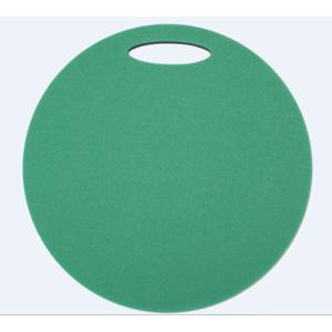 Széklet Yate kerek 2 réteg átmérő 350 mm zöld / fekete, Yate