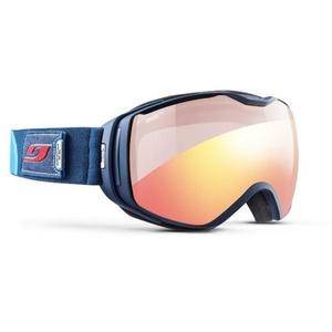 Ski szemüveg Julbo Universe Zebra Light Red, dark blue red, Julbo
