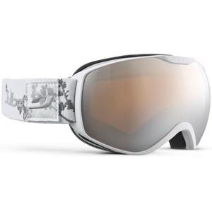 Ski szemüveg Julbo Easmon Cat 3, white grey virág, Julbo