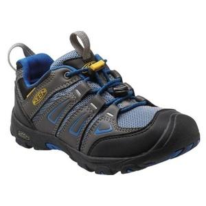 Gyerek cipő Keen OAKRIDGE LOW WP JR, mágnes / igaz blue, Keen