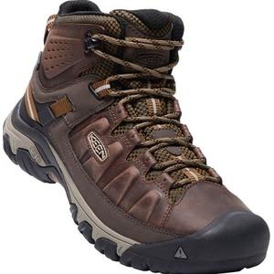 Férfi cipő Keen Targee III MID WP M, nagy ben / arany brown, Keen