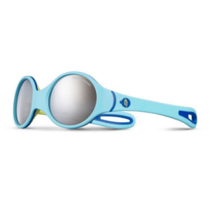 Solar szemüveg Julbo LOOP SP4 Baby kék / kék ciel / jaune, Julbo