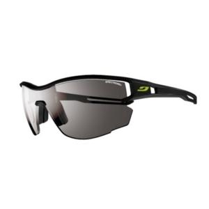 Solar szemüveg Julbo LOOP AERO SP3, black/black logo yellow, Julbo