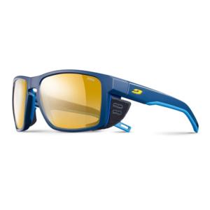 Solar szemüveg Julbo SHIELD Zebra kék / kék / sárga, Julbo