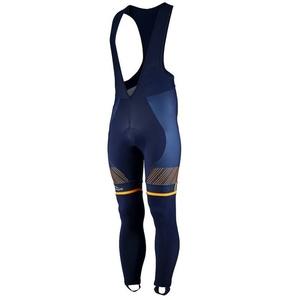 kizárólagos kerékpáros nadrág Rogelli Ritmo 002.262. blue-narancs, Rogelli