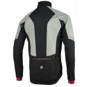 Kabát Rogelli Ubaldo 3.0, 003.033. szürke-fekete, Rogelli