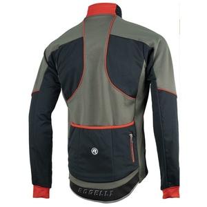 Férfi softshell dzseki Rogelli TRANI 4.0, 003.122. fekete-piros, Rogelli