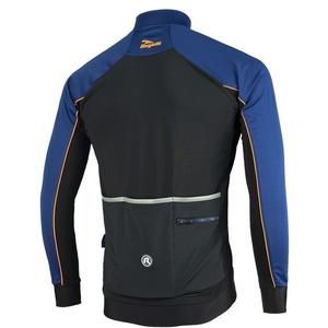 Jersey Rogelli W2, 001.851. blue-narancs, Rogelli