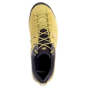 Cipő MAMMUT Hueco Low GTX® Men, 1239 dark citrom-szürke, Mammut