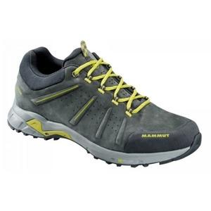 Cipő MAMMUT közvetít Low GTX® Men, grafit-fekete citrom, Mammut
