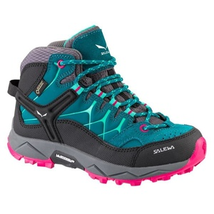 Cipő Salewa JR ALP TRAINER MID GTX 64006-8632, Salewa