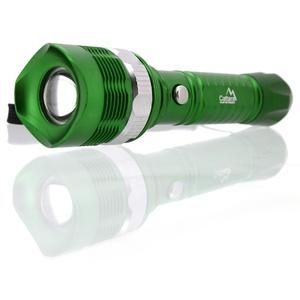 Zseblámpa Compass kézi LED 150lm ZOOM 3 függvény, Compass