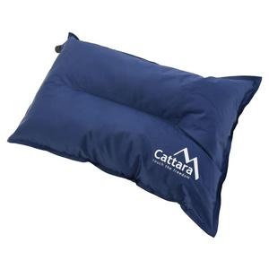 Párna önfelfújós Cattara TWIN 42x28x12cm kék, Cattara