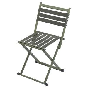 szék kemping összecsukható  háttámla Cattara NATURE, Cattara