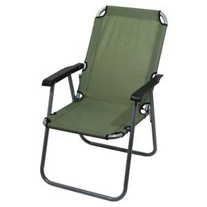 szék kemping összecsukható Cattara LYON sötét zöld, Cattara