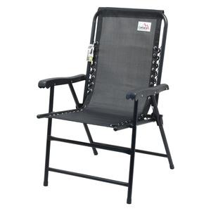 szék kert összecsukható Cattara TERST fekete, Cattara