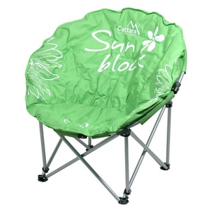 szék kemping összecsukható Cattara VIRÁGOK zöld, Cattara