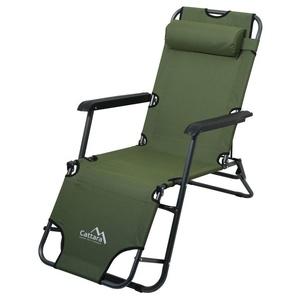 Nyugágy / fotel Cattara COMFORT zöld, Cattara