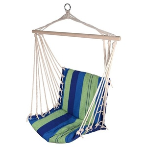 Ringató hálózat  ülés Cattara Függőágy Chair cián, Cattara