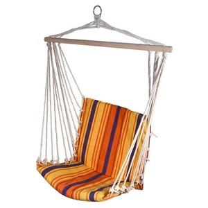 Ringató hálózat  ülés Cattara Függőágy Chair vörös-narancs, Cattara