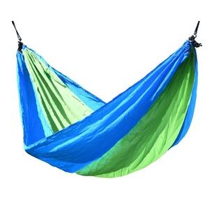 Ringató hálózat  ülés Cattara NYLON 275x137cm zöld-kék, Cattara