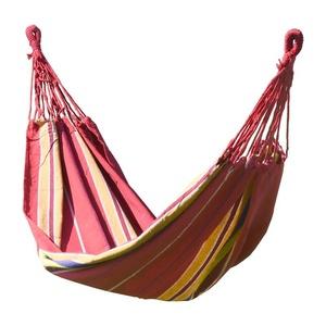 Ringató hálózat  ülés Cattara Textiles 200x100cm piros-sárga, Cattara
