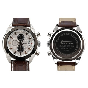 karóra Cattara CHRONO WHITE Compass, Cattara