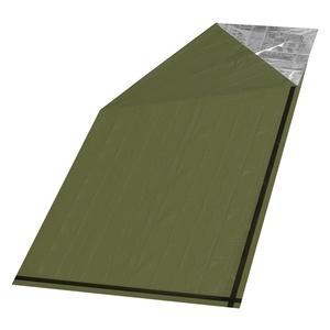 Izotermikus fólia Cattara SOS zöld henger 200x92cm, Cattara