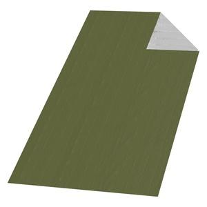Izotermikus fólia Cattara SOS zöld 210x130cm, Cattara
