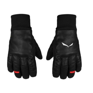 Kesztyű Salewa FULL LEATHER TirolWool FINGER GLOVE 27288-9010, Salewa