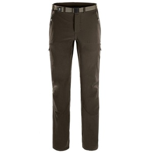 yearlong férfi nadrág Hervey WINTER PANTS MAN vas brown, Ferrino