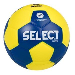 Kézilabda labda Select Hab ball Kids IV sárga kék, Select