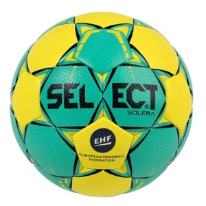 Kézilabda labda Select Félpanzió Solera sárga zöld, Select