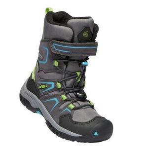 Gyerek cipő Keen levo Winter WP C, mágnes / kék ékszer, Keen