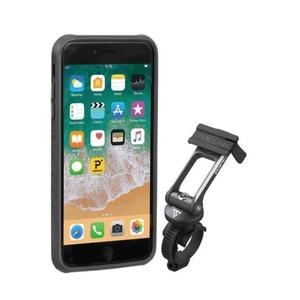 Csomagolás Topeak RIDECASE  iPhone 6 Plus, 6s Plus, 7 Plus, 8 Plus fekete / szürke 2019, Topeak