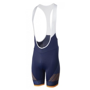 Cyclo rövidnadrág Rogelli RITMO  gél bélés, kék és narancssárga 002.265., Rogelli