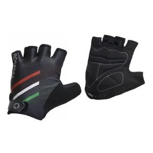 Kerékpáros kesztyű Rogelli TEAM 2.0, fekete 006.959., Rogelli