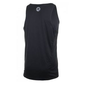 Sport funkcionális trikó Rogelli BASIC  sima anyag, fekete 800.230, Rogelli